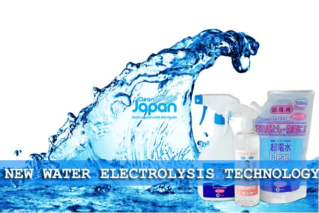 Công nghệ sản xuất Clean Shu Shu Japan